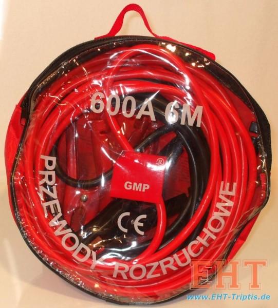 Starthilfekabel GMP 10qmm/600A/6,0M
